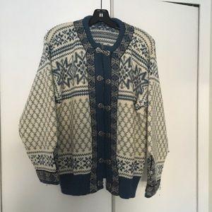 Dale of Norway sweater, Sz 42 / medium